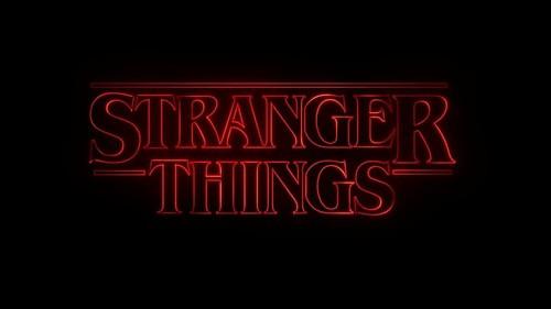Stranger Things: Minha sériepreferida