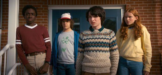 """Vamos falar sobre a segunda temporada de """"Stranger Things""""- contémspoilers"""