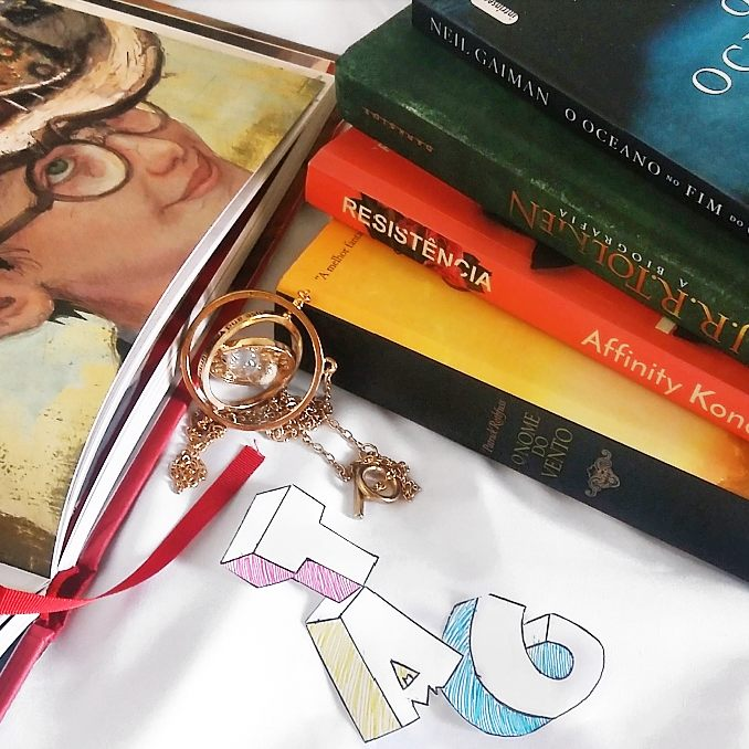 TAG Literária #quetirofoiesse