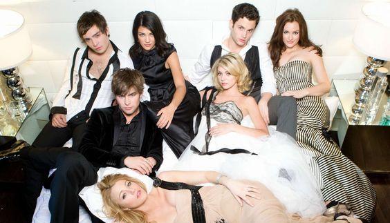 Gossip Girl- O que tenho em comum com alguns personagens dasérie