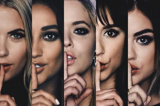 "8 motivos para ver ""Pretty Little Liars"""
