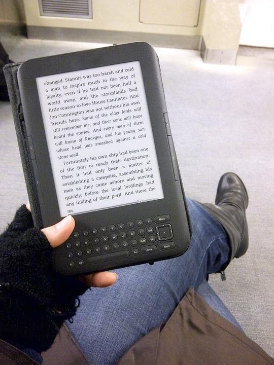 Preciso de um e-readerurgente