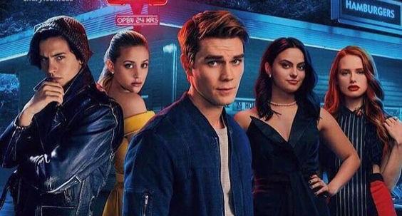 Sugestão de série- Riverdale(2017)