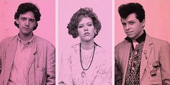 A Garota de Rosa-Shocking(1986)