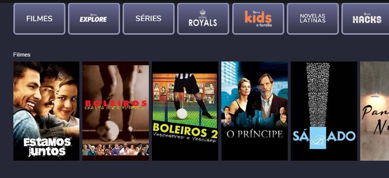 Plataforma de streaming gratuita Vix Cine e TV chega aoBrasil