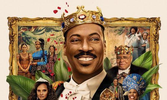 Um Príncipe em Nova York 2(2021)
