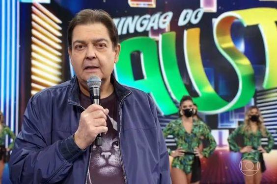 Saída de Faustão da Globo surpreende e deixa públicocontrariado