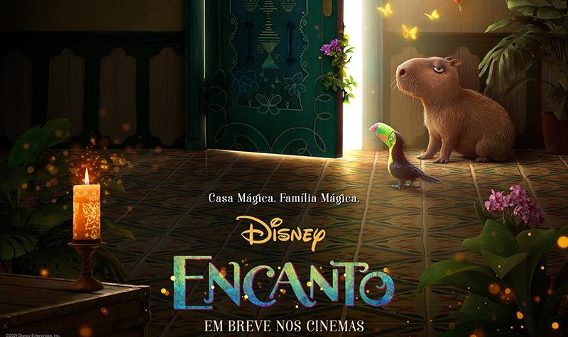 Encanto: Nova Aposta da Disney está prevista para novembro de2021
